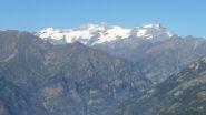 Monte Rosa tirato a lucido