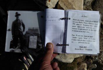 Storia del cippo sulla Scatta d'Orogna