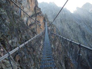 Ponte sul Sentiero dei Fiori