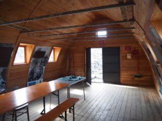 Museo - Bivacco al Passo di Lago Scuro