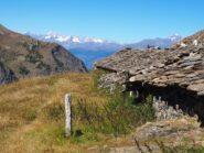 L'Alpe Crotey di sopra.