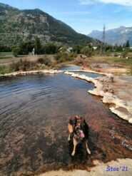 Halya alla sorgente di Phazis