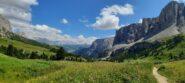 Uno sguardo verso la val Badia