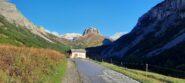 Partenza da Grange di Valle Stretta