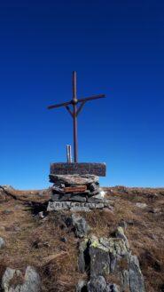 La croce di Punta Grifone