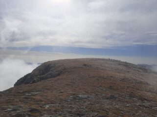 Pian Ballaur summit