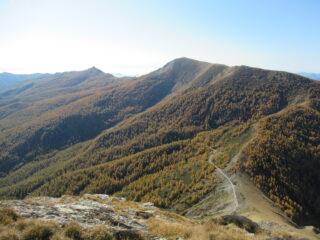 Monte Bertrand da Cima Pertega'