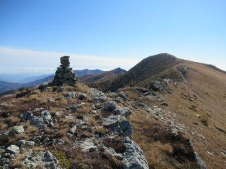 Cima di Velega (m.2382) e Monte Bertrand