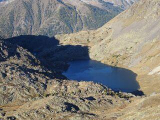 lago di Vens dal colle Sud di Panieris