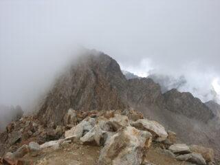 Argentera cima nord ( se si vedesse )