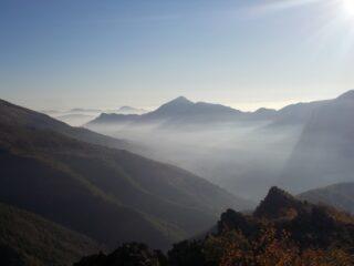 vista sul Monte  Galero