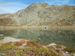 Lac Laramon 2359 m.