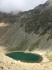 Lac de l'Ermite (2680 m)