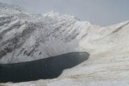 Colle e Testa di Licony da poco sopra il lago