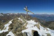 la cima del Mont Glacier