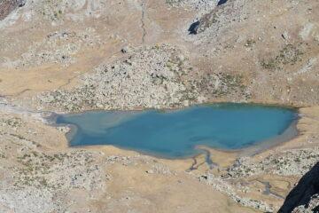 il lago Medzove