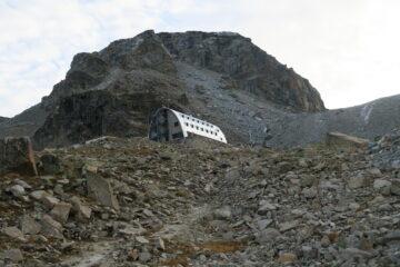 il rifugio Vittorio Emanuele