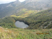 Lago Scuro dall'alto