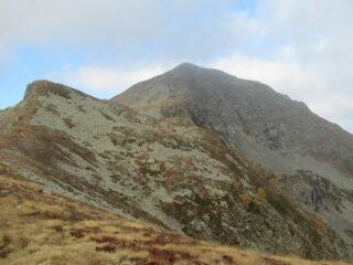 Verso il Monte Ventabren