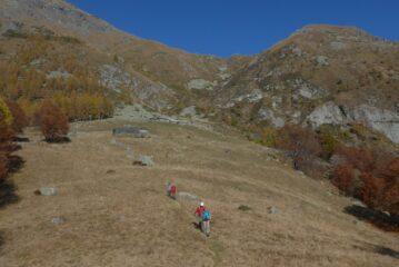 Al ritorno all'Alpe d'Attia