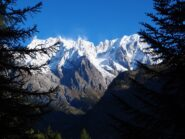 Dal Dente alle Jorasses, in veste Himalayana.